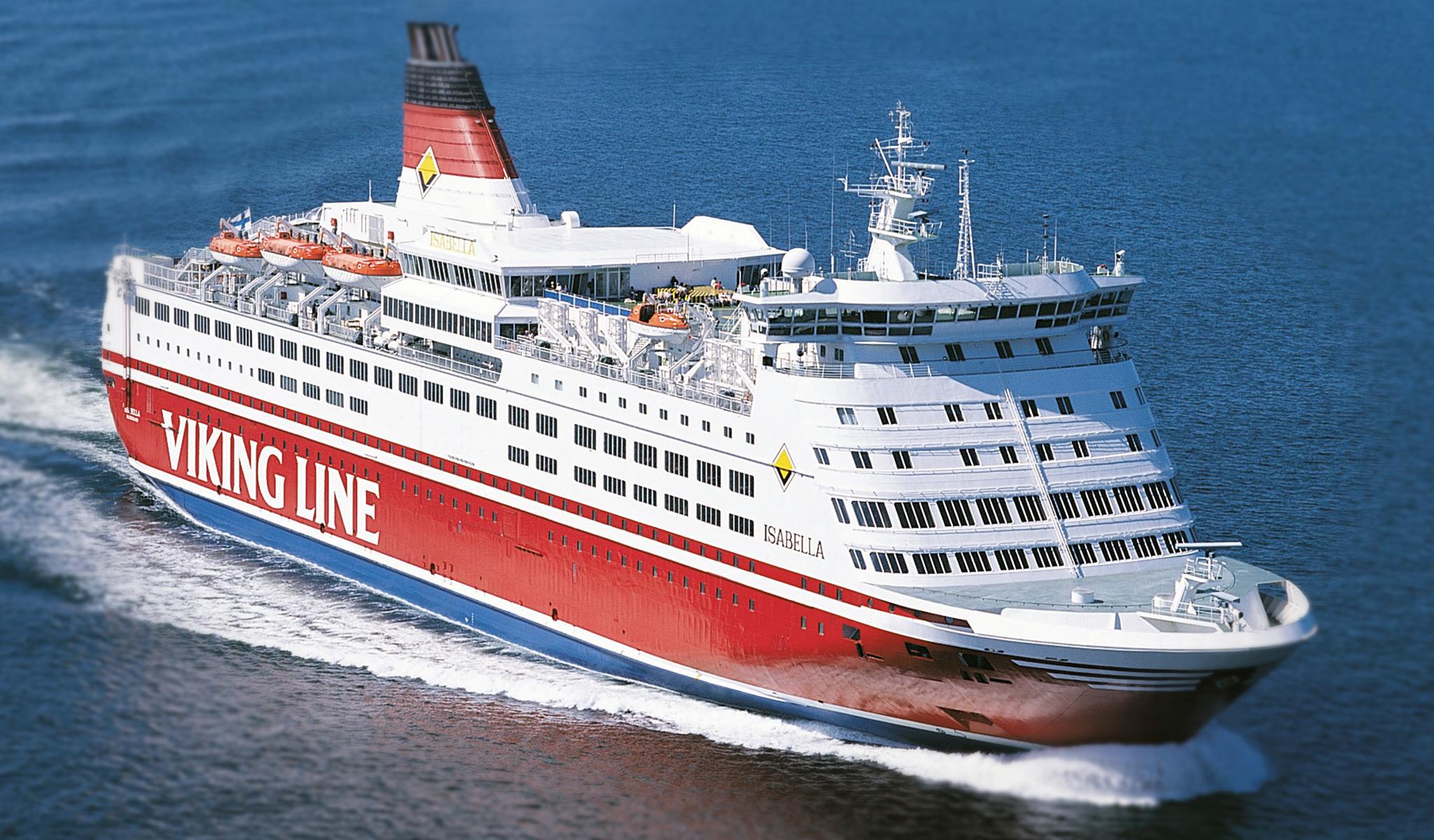 Viking Line Palaute